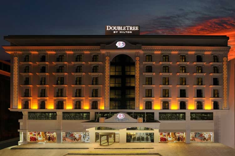 DOUBLE TREE HOTEL BY HILTON / ELAZIĞ   : 2000 M2 / 2015